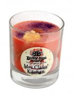 Busy Bee Candles Mrs Claus' Kitchen Christmas Crackling Wick