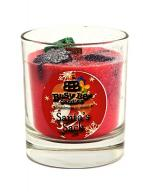 Busy Bee Candles Santa's Sack Christmas Crackling Wick